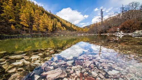 川藏南线——经稻城亚丁到拉萨11日自驾游